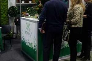 Этуаль Флора на выставке Interrioroom 2016