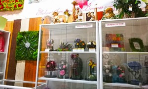 Стабилизированные цветы и растения в Нижнем Новгороде>